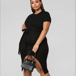 NEW Fashion Nova Plus Size Midi Dress